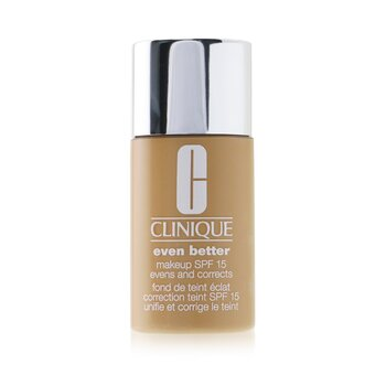 Clinique Even Better Makeup SPF15 (Dry Combination to Combination Oily) - WN 76 Toasted Wheat