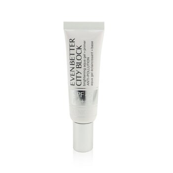 Clinique Even Better City Block Brightening Aqua Gel + Anti-Pollution Primer SPF 45