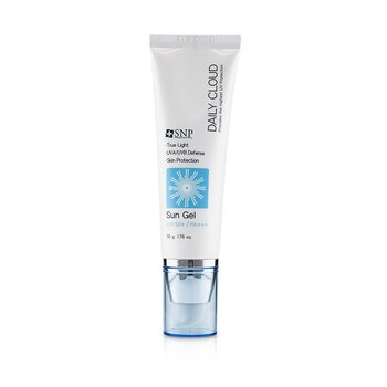 Daily Cloud SPF 50+ Sun Gel (UVA/UVB Defense) (Exp. Date: 08/2021)