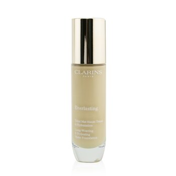 Clarins Everlasting Long Wearing & Hydrating Matte Foundation - # 105N Nude
