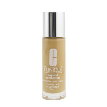 Clinique Beyond Perfecting Foundation & Concealer - # WN 24 Cork