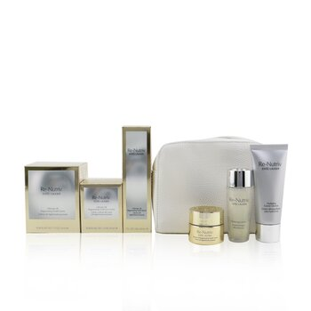 Estee Lauder Re-Nutriv Ultimate Lift Regenerating Youth Precious Collection: Creme 50ml+Serum 30ml+Eye Creme 15ml+Lotion 30ml+Cleanser....