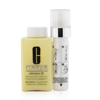 Clinique Clinique iD Dramatically Different Moisturizing Lotion+ + Active Cartridge Concentrate For Uneven Skin Tone (White)