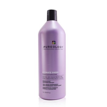 Pureology Hydrate Sheer Shampoo (For Fine, Dry, Color-Treated Hair)