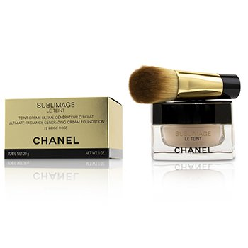 Chanel Sublimage Le Teint Ultimate Radiance Generating Cream Foundation - # 22 Beige Rose
