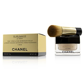 Chanel Sublimage Le Teint Ultimate Radiance Generating Cream Foundation - # 10 Beige
