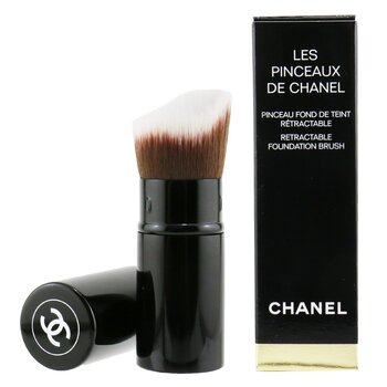 Les Pinceaux De Chanel Retractable Foundation Brush