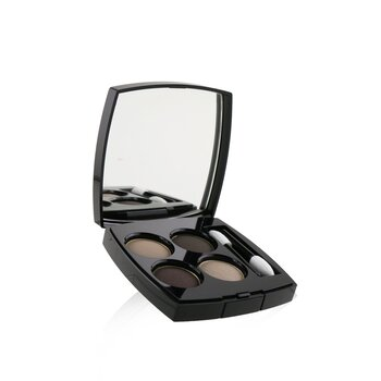 Chanel Les 4 Ombres Quadra Eye Shadow - No. 322 Blurry Grey