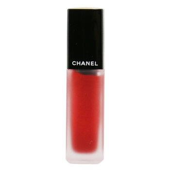 Chanel Rouge Allure Ink Matte Liquid Lip Colour - # 208 Metallic Red