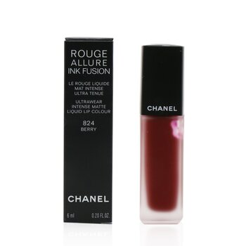 Chanel Rouge Allure Ink Fusion Ultrawear Intense Matte Liquid Lip Colour - # 824 Berry