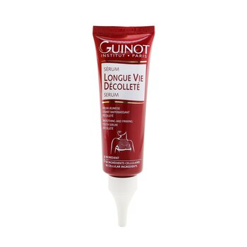 Guinot Longue Vie Decollete Serum - Smoothing & Firming Youth Serum For Decollete