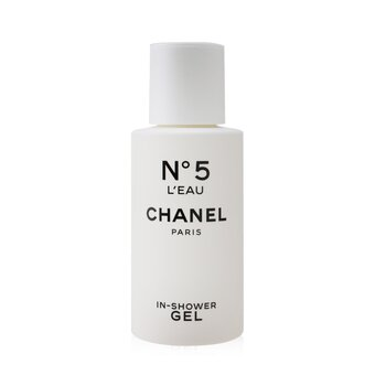 Chanel No.5 LEau In-Shower Gel