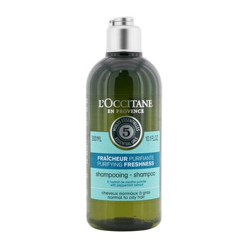 LOccitane Aromachologie Purifying Freshness Shampoo (Normal to Oily Hair)